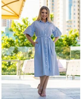 Платье Бове - 1 (серый) 0205201