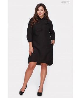 Платье Аррас (черный) 0211178