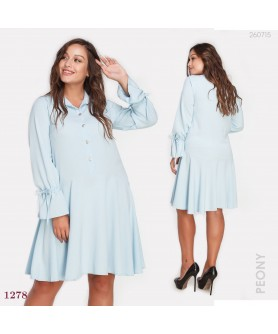 Платье Лейкленд (голубой) 0308182