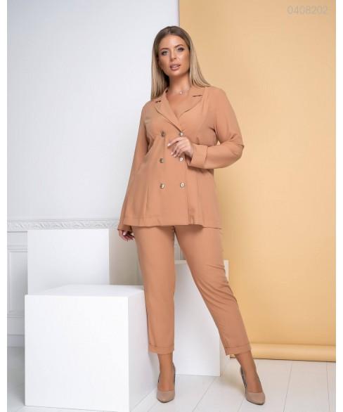 Женский костюм Нью-Йорк (капучино) 0408202