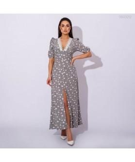 Платье Миккели (дымчатый ) 0503212