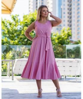 Платье Каликут (красный) 0504181