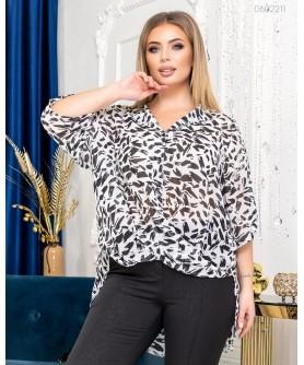 Блузка Анкара (белый) 0602211