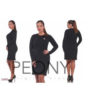 Платье Руан (черный) 0611161