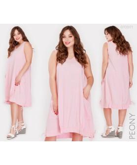 Платье Корсика (персик) 0703171
