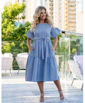Платье Мауи (джинсовый) 0705201