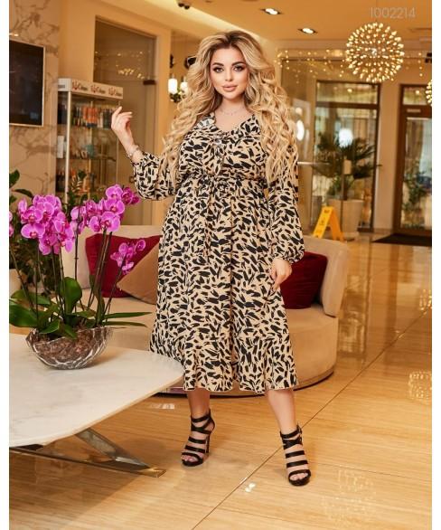 Платье Асенсьон (капучино) 1002214