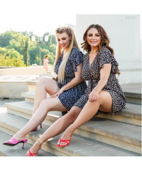 Женский комбинезон Игл Бич (синий) 1007212