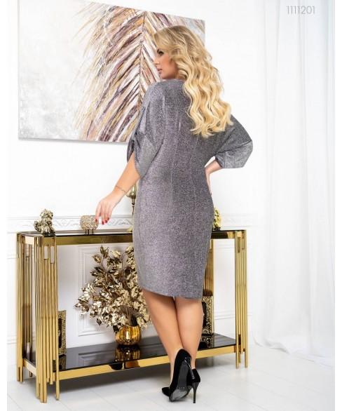 Платье Ницца (чёрный) 1111201