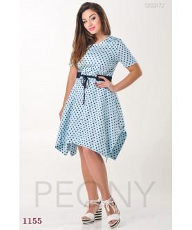 Платье Палау (голубой) 1203172