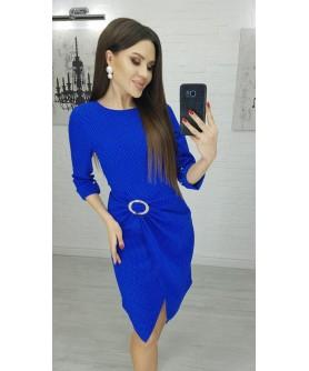 Платье 2011 (электрик) 2011-электрик