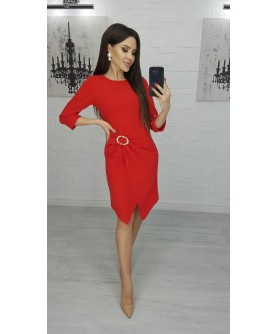Платье 2011 (красный) 2011-красный
