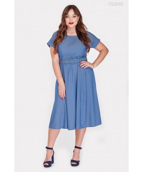 Платье Кахта (голубой) 1703192