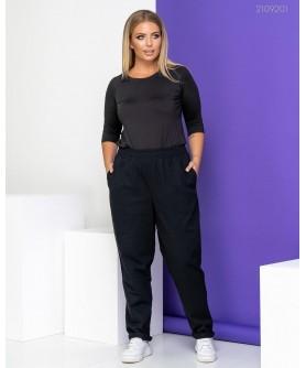 Женские брюки Брюки №1 (чёрный) 2109201