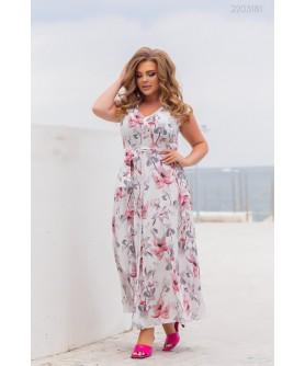 Платье Сальта-1 (фрезовый) 2203181