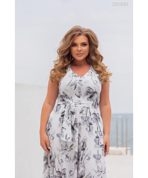 Платье Сальта-1 (графит) 2203183