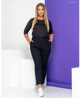 Женские брюки Брюки №2 (чёрный) 2209201