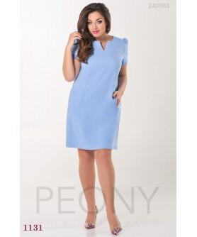 Платье Кери (голубой) 2401183