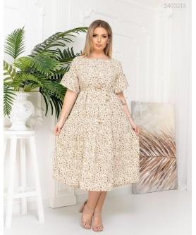 Платье Гоа (бежевй) 2403213