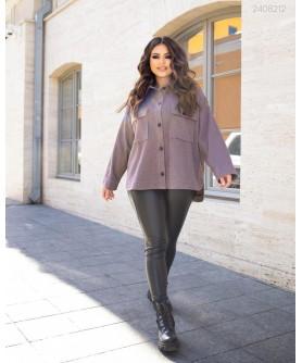 Женская куртка Хэмпстед (мокко) 2408212