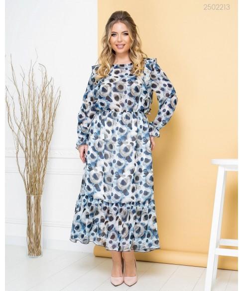 Платье Грасиоза (синий) 2502213