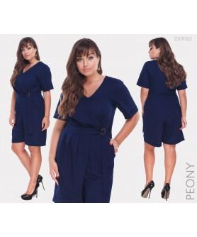 Женский комбинезон Борнео (синий) 2509182