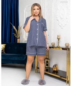 Одежда для дома и сна Пижама №3 (синий) 2512201