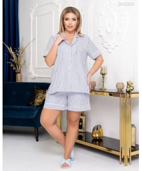 Одежда для дома и сна Пижама №4 (синий) 2612203