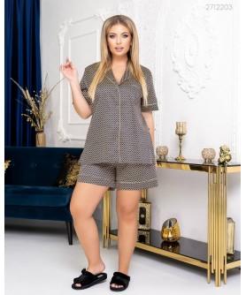 Одежда для дома и сна Пижама №5 (золотой) 2712203