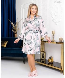 Одежда для дома и сна Халат №1 (розовый) 2912203