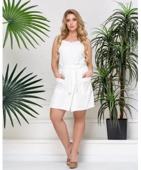 Женские шорты Суринам (белый) 3001201