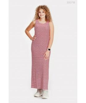 Платье Пирей (красный) 300718