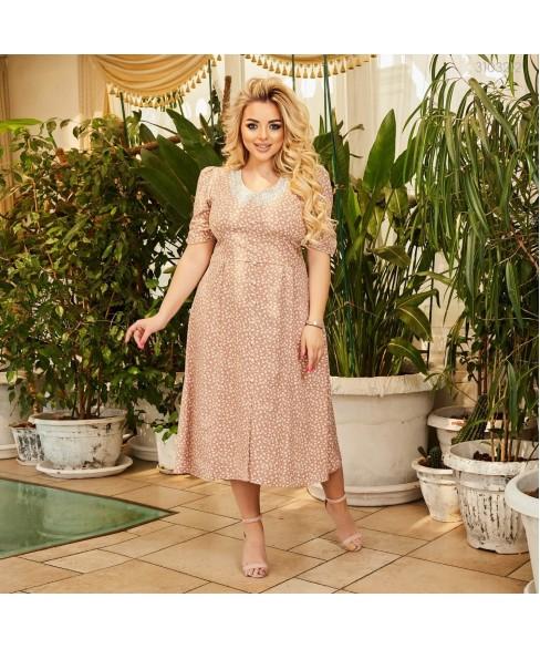 Платье Гомера (капучино) 3103212