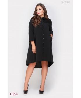 Платье Измит-1 (чёрный) 3108183