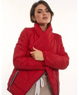 Куртка-косуха (Красная) 1625крас