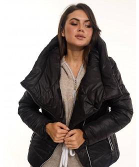 Куртка-косуха (Черная) 1625чер