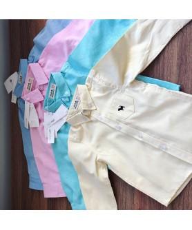 Рубашки разноцветные