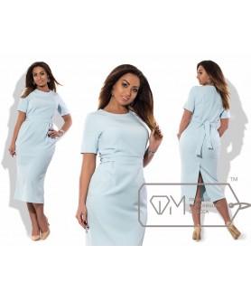 Платье Ньюпорт (голубой)