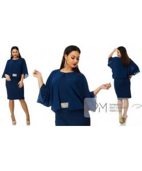 Платье Эмилия (синий)